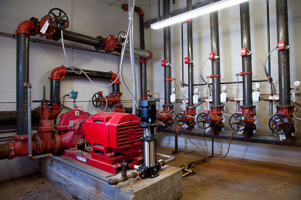 Fire Sprinkler Systems International Fire Protection
