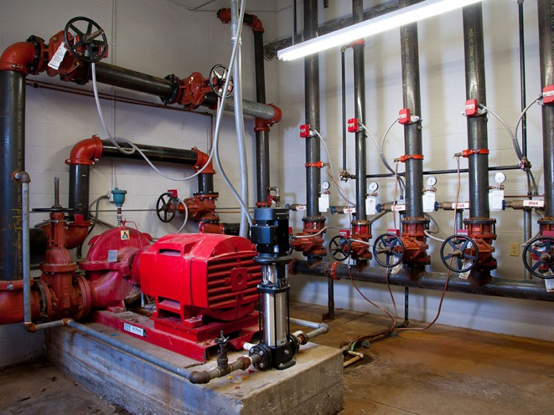 types of fire sprinkler systems international fire protection